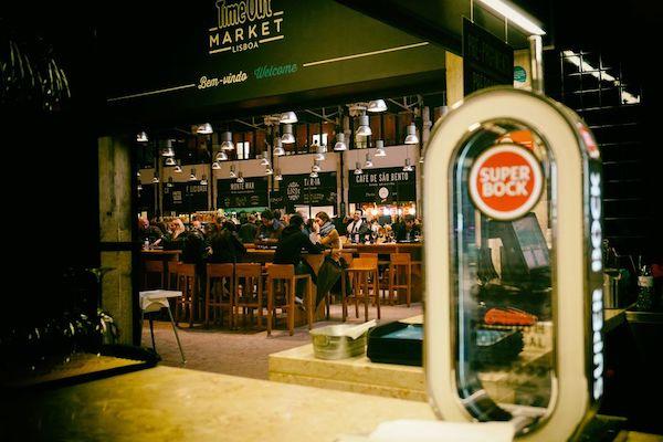 ポルトガルのビール、Super Bock(スーパーボック)