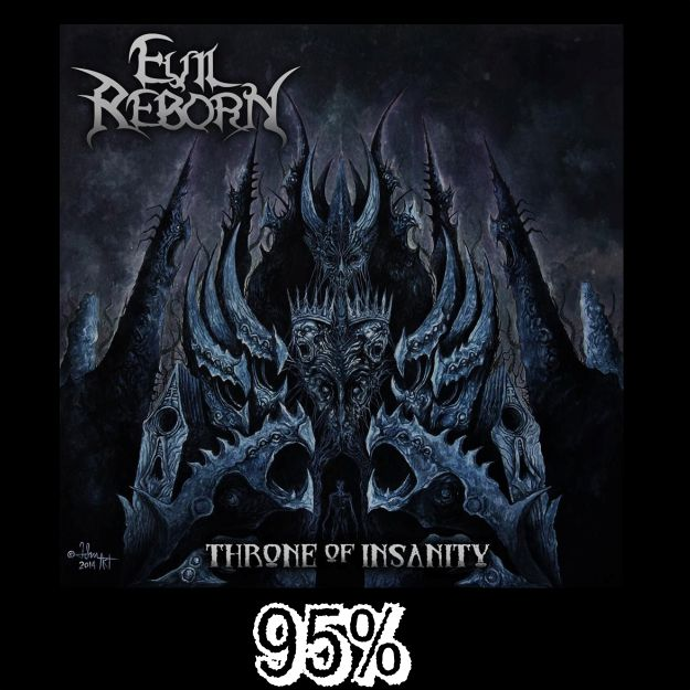 Review: Evil Reborn - Throne Of Insanity