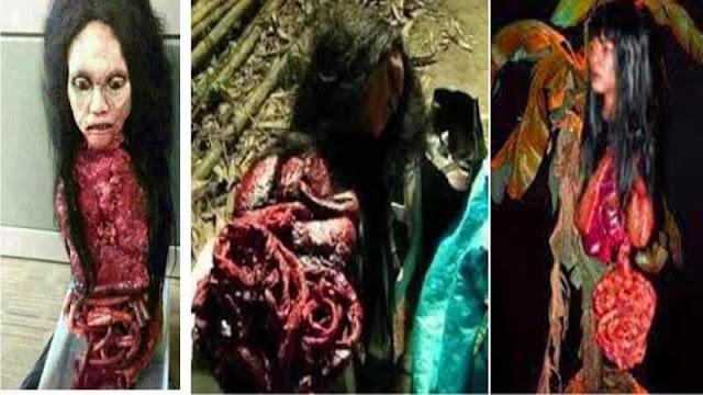 Bongkar Fakta Hantu Kuyang, yang Katanya Hantu ini Penghisap Darah Wanita Hamil