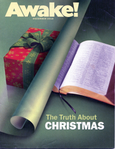 Defend Jehovah's Witnesses: CHRISTMAS - Does It Have Any ...