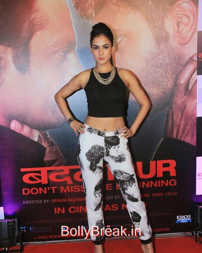 Sonal Chauhan, Hot Pics of Sonakshi Sinha, Shraddha Kapoor At 'Badlapur' Success Bash