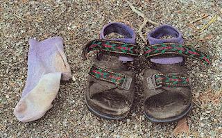 Kevin skor strumpor