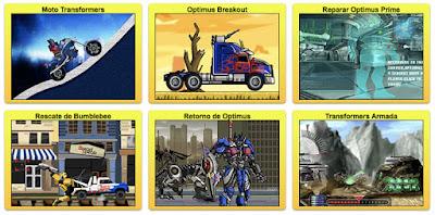 juegos de transformers optimus prime