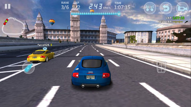 Cty Racing 3d Game pc