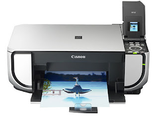 Canon PIXMA MP520 Printer And Scanner Driver Download