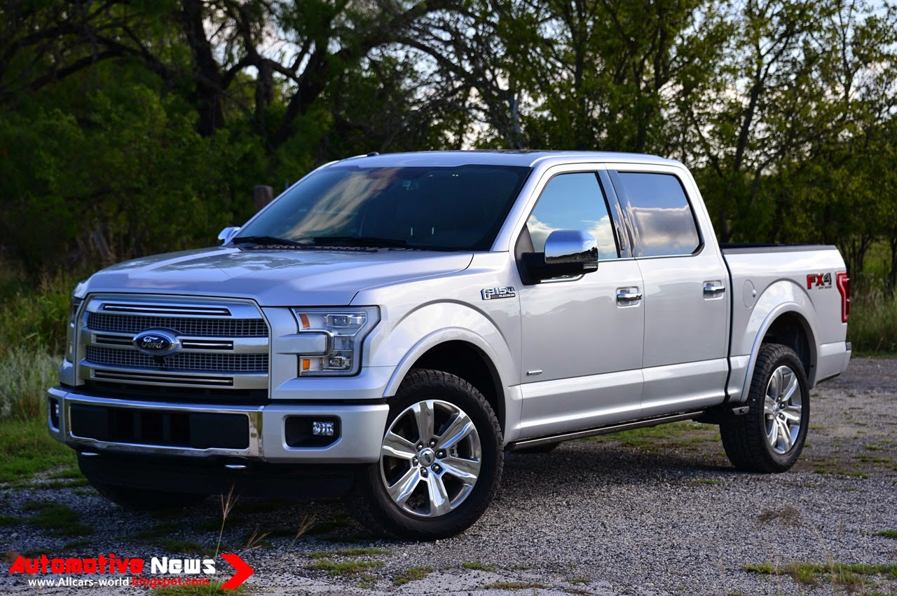 Ford has yet to release towing figures and deeper details ...