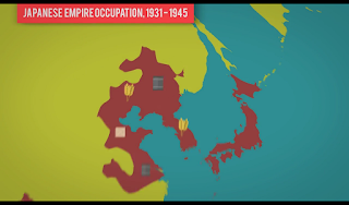 Japanese Empire Occupation 1931 - 1945