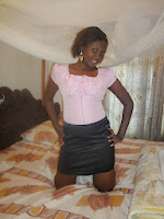 neema swai , single woman (23 yo) looking for man date in Tanzania