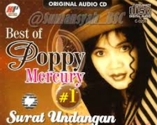 Poppy Mercury Surat Undangan Mp3