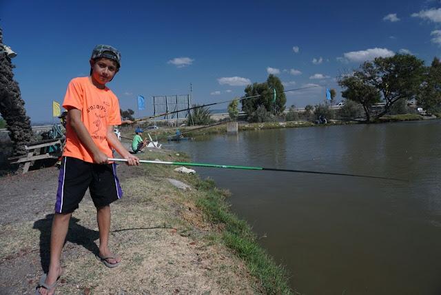 דייג בפארק יקנעם