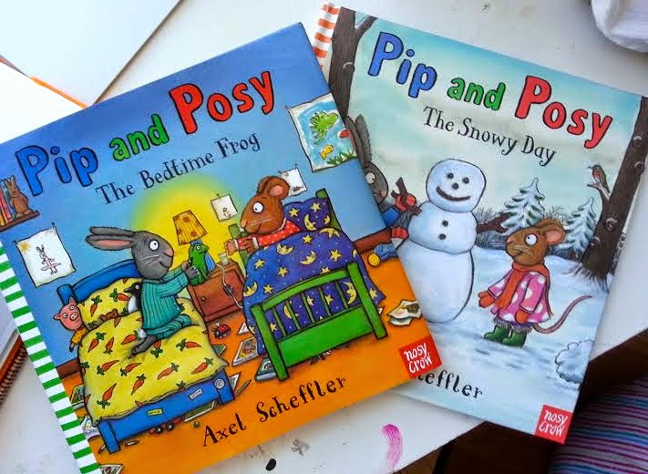 Pip And Posy: The Bedtime Frog Picture Book Giveaway!