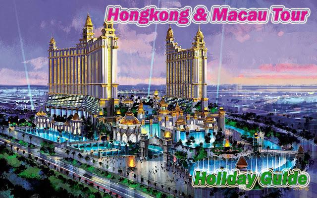 Hongkong & Macau Tour Packages