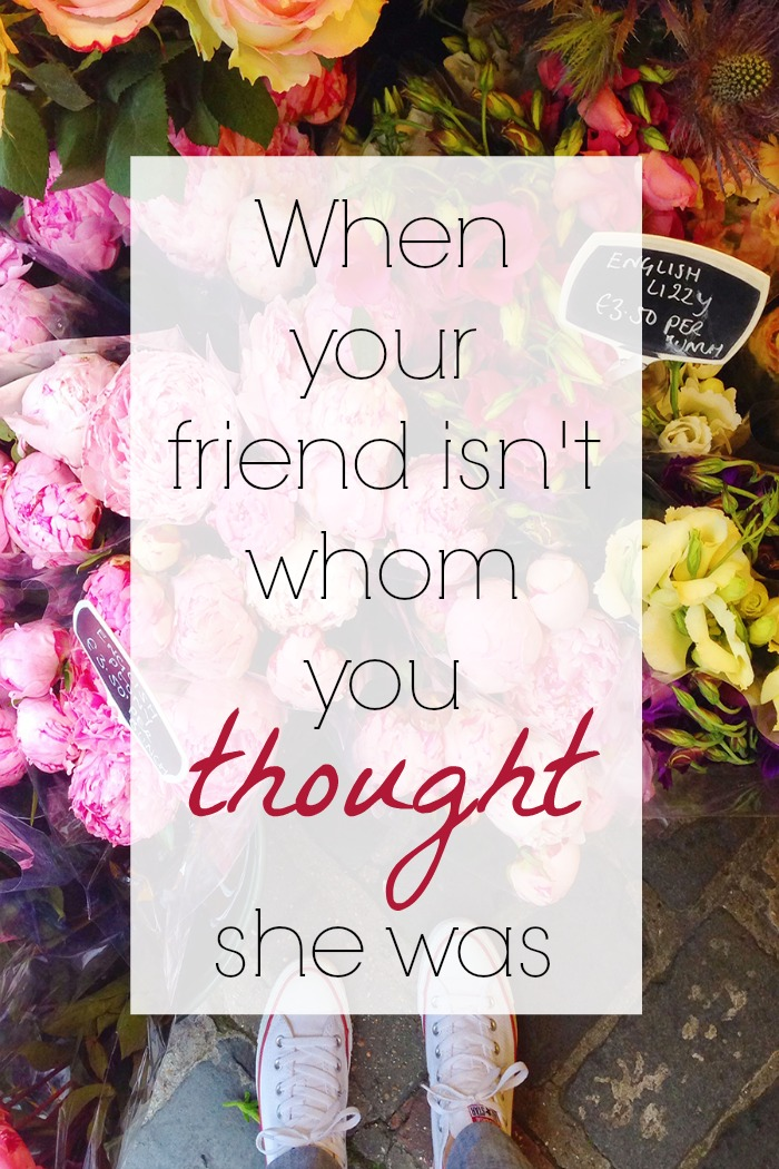 Friendships don't always work out. Here's what to do about it!