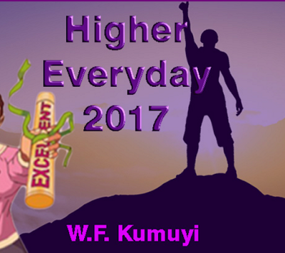 Higher Everyday WEDNESDAY, DECEMBER 27, 2017