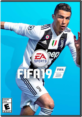 Fifa 19 Game Cover Pc Standard