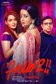 Hello! (2019) 720p HEVC Hindi S02 Complete Ep(01-08) WEB-DL x264