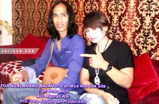 Lirik lagu Tua Ngalahang Bajang Yan Mus feat Dek Sita
