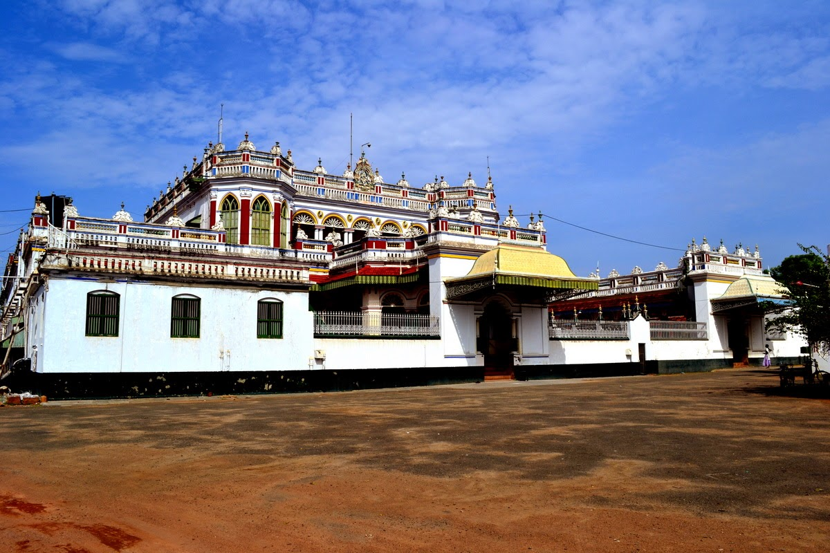 A Day and a Night in - Chettinad | Explore the world through a path