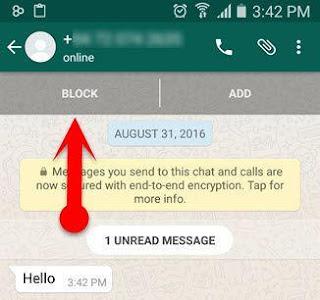 Cara Blokir dan Unblokir Orang yang Suka Spam di WhatsApp
