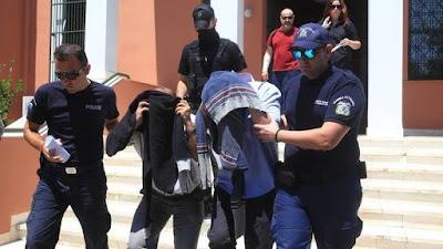 Δεν εκδίδονται στην Τουρκία οι τρεις στρατιωτικοί που είχαν ζητήσει άσυλο!