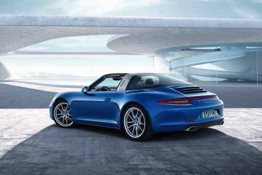 2017 Porsche 911 Carrera 4S Targa PDK Automatic Review