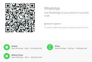 Cara Menggunakan WatsappWeb Tanpa Scan Barcode 2018
