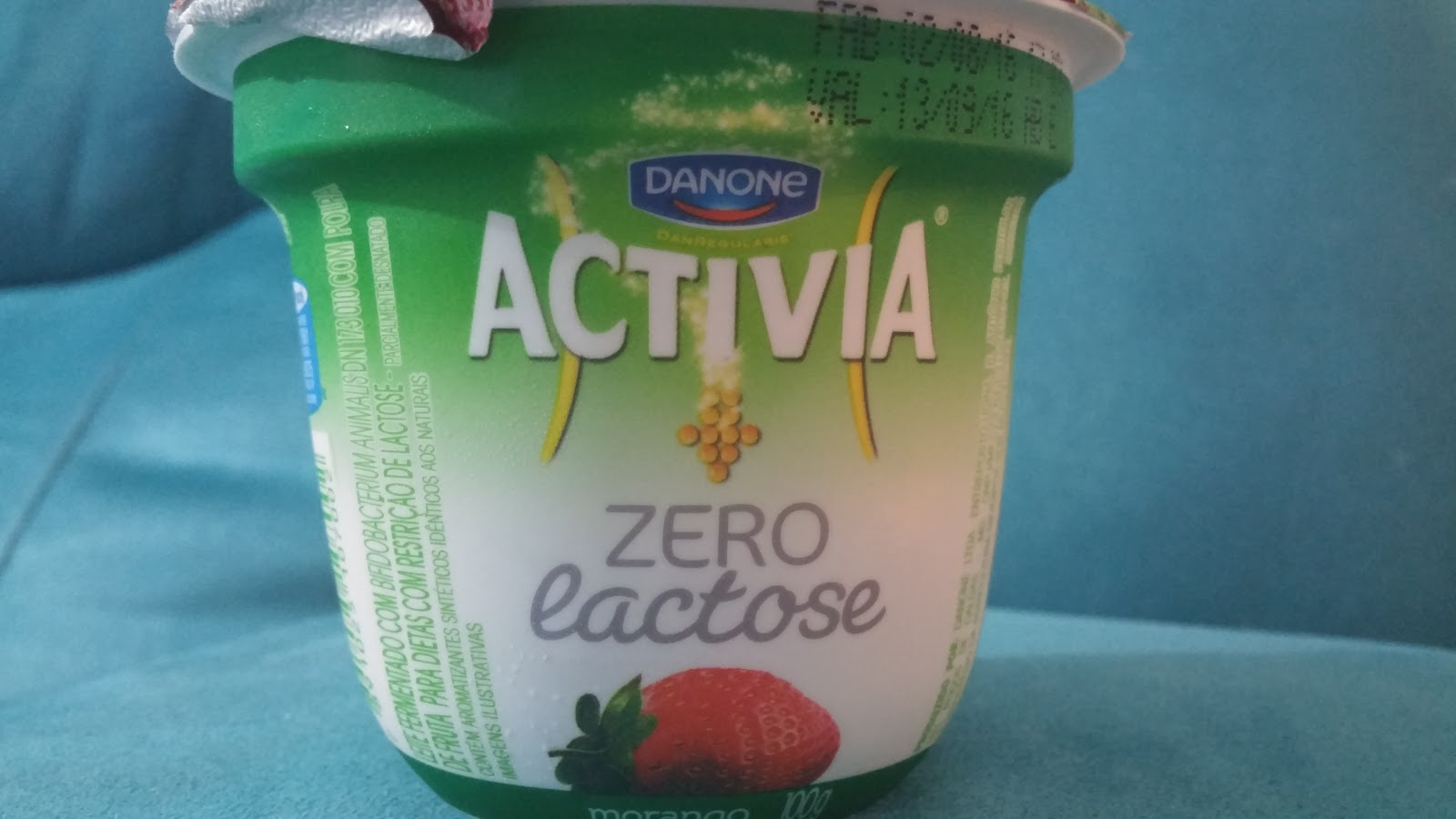 dieta com iogurte activia