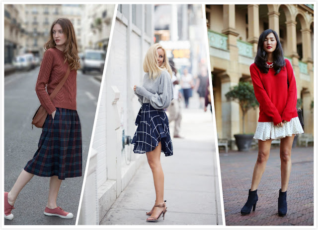 5 Basic Ways to Wear Your Sweaters