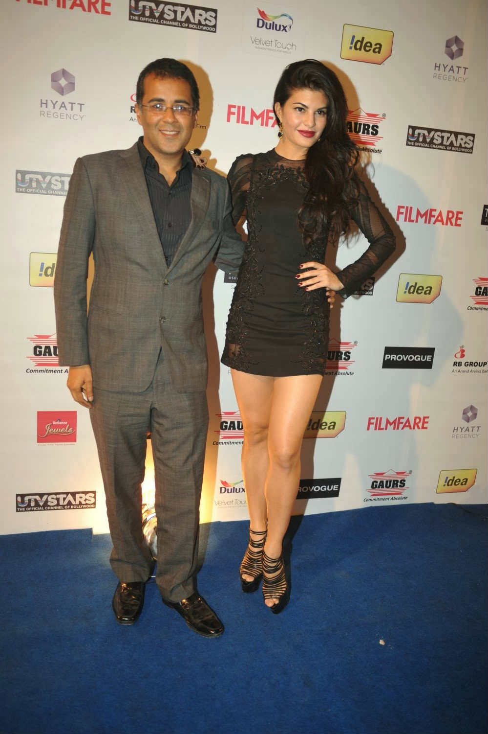 Jacqueline Fernandez at 59th Filmfare Pre Awards Party