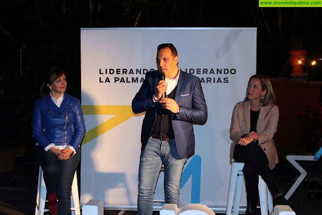 Jonathan Felipe apuesta por seguir construyendo un municipio referente en la Isla