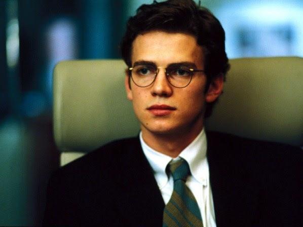 Guys With Glasses: Hayden Christensen