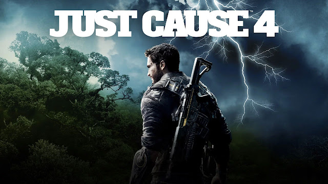 Tải Game Just Cause 4 ( Just Cause 4 Free Download )