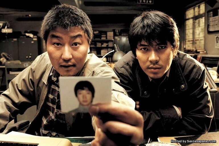 Misteri Pembunuh Berantai Hwaseong