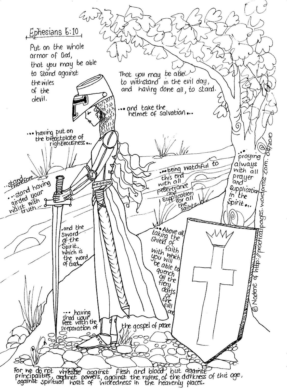 Similiar Armour Of God Keywords