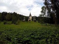 Pałace Peles Rumunia