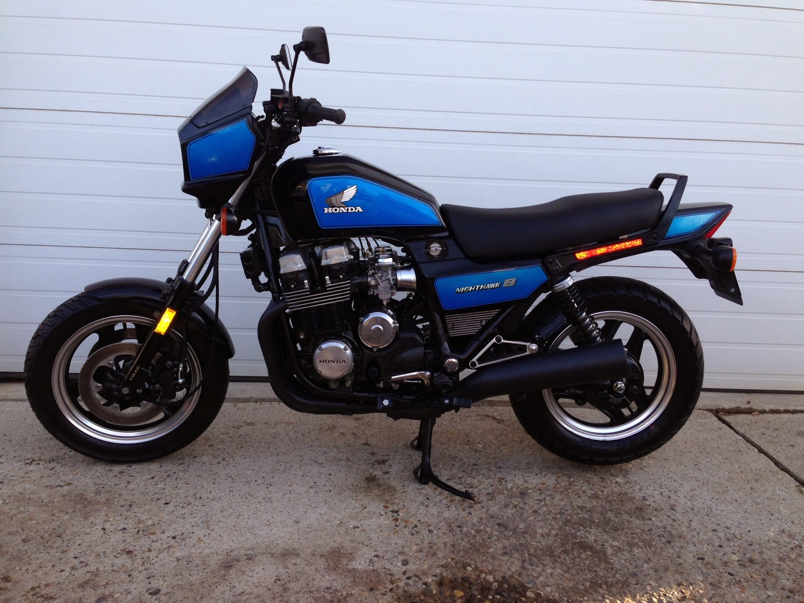 1982 nighthawk 450 parts