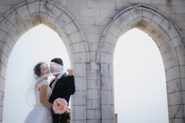 Album cưới lãng mạn của Ốc Tiêu 2016
