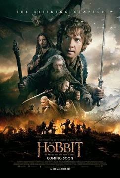 El Hobbit 3 en Español Latino