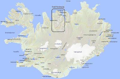 La península de los Trolls