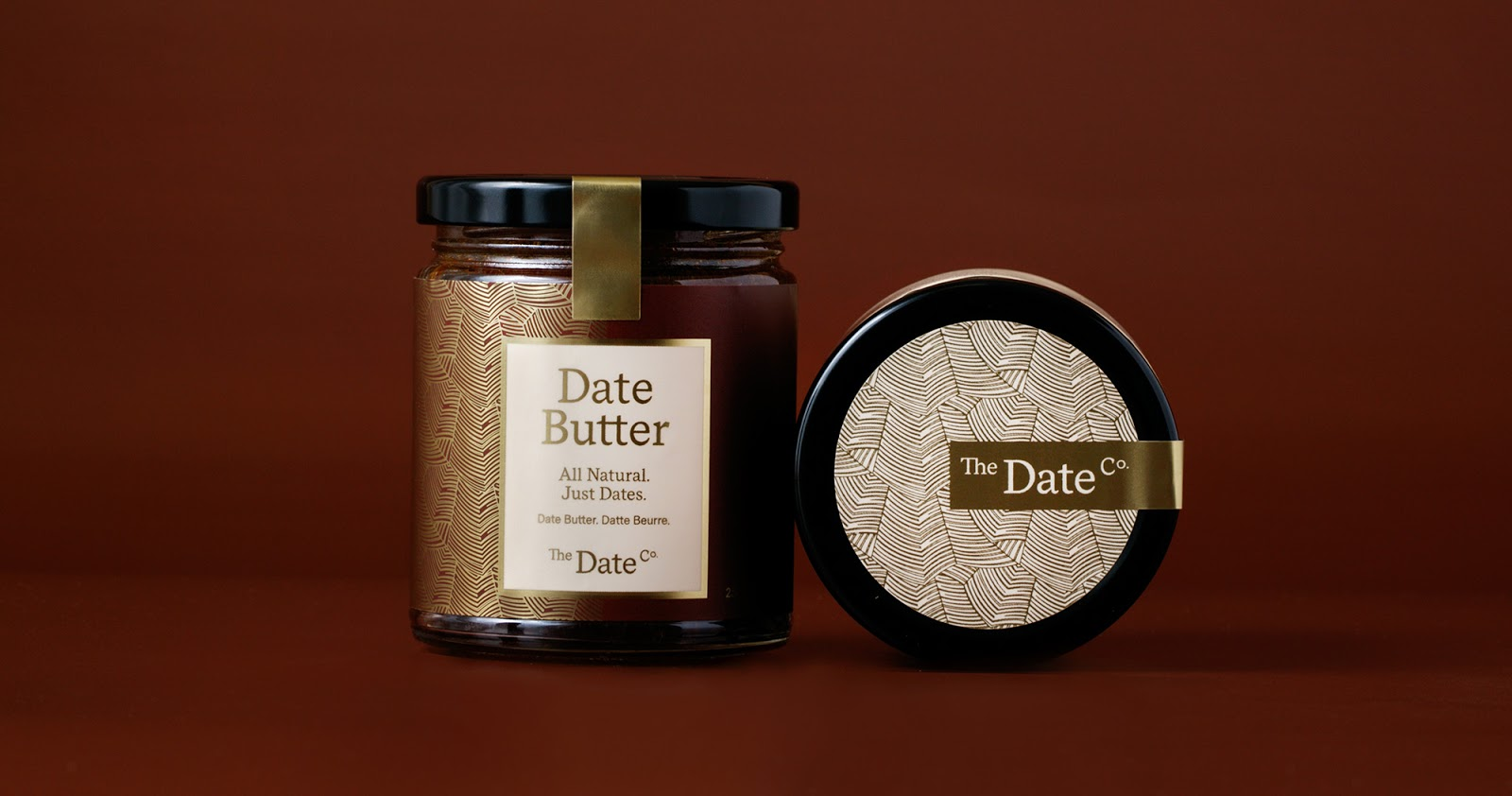 The Date Co On Packaging Of The World Creative Package