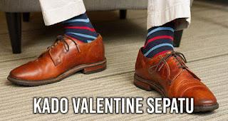 Kado Valentine Sepatu
