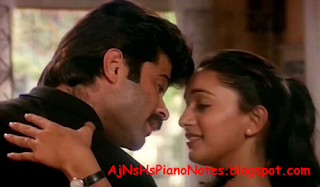 Tumse Milke Aisa Laga Tumse Milke Sargam Piano Notes From Parinda