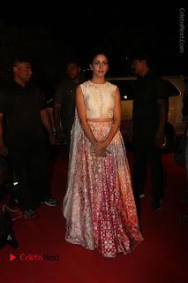 Actress Lavanya Tripati Stills in Beautiful Dress at Gemini TV Puraskaralu 2016 Event  0089.JPG
