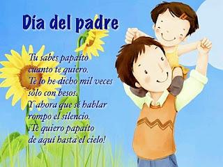 Poemas para papá