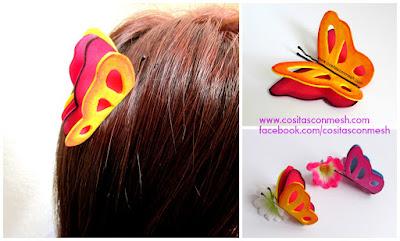 Mariposas-para-el-cabello