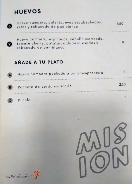 Restaurante La Misión dog Friendly