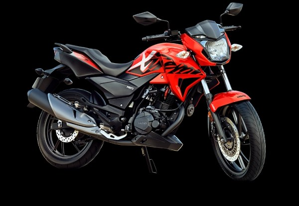 New 2018 Hero Xtreme 200R Hd Red color image