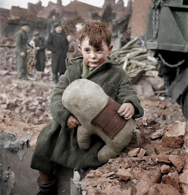 London, 1945