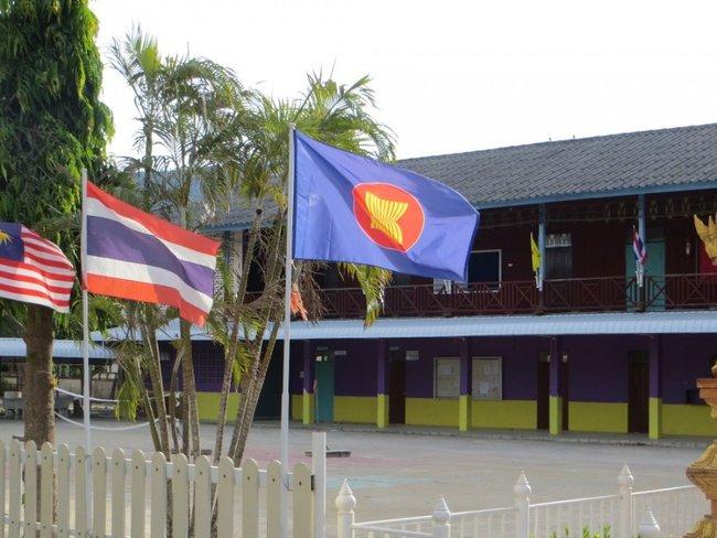 Школа на Маенаме