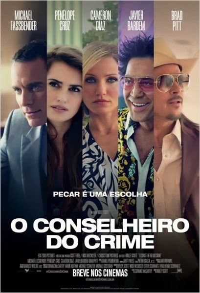 O Conselheiro Do Crime - HD 720p
